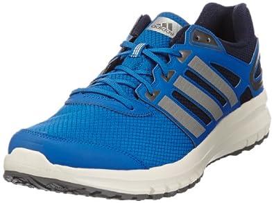 adidas Performance Mens Duramo 6 ATR M-0 Running Shoes D66910 Blue Beauty/Matte Silver/Collegiate Navy 8 UK, 42 EU