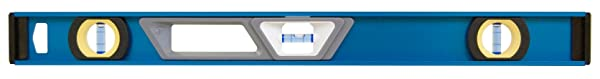 EMPIRE LEVEL EM55.24 TRUE BLUE MAGNETIC I-BEAM LEVEL, 24 IN. 1/EA