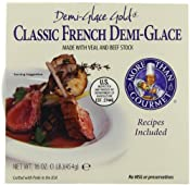 Amazon.com : More Than Gourmet Demi-glace Gold French Demi-glace, 16-Ounce Unit : Glazing Sauces : Grocery & Gourmet Food