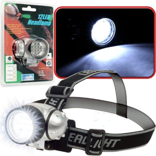 Trademark Tools(Tm) 12 Led Headlamp With Adjustable Strap Trademark Tools(Tm) 12 Led Headlamp With