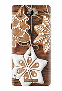 Noise Designer Printed Case / Cover for Karbonn Aura / Patterns & Ethnic / Christmas cookies Design
