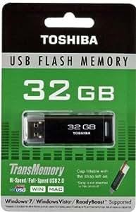USB 32 GB Flash Memory