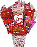 Delight Expressions &quot;From my Heart to Yours&quot; Valentines Day Treat Box (Small)