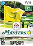 Tiger Woods Pga Tour 12: The Masters - Wii Standard Edition
