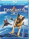 Cani & Gatti - La Vendetta Di Kitty (3D) (Blu-Ray 3D+Blu-Ray)