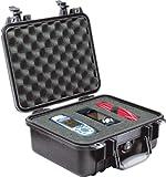 Pelican 1400 Case with Foam for Camera (Black)