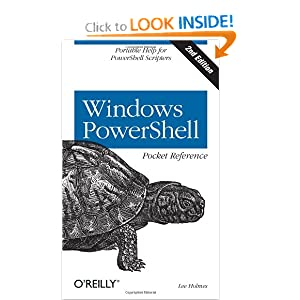 Windows Powershell Cookbook Pdf