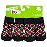 """Petco Holiday Large Holiday Socks For Dogs, 4.5"""" Length"""