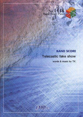 Band piece 1448 Telecastic fake show by Rin toshite Shigure