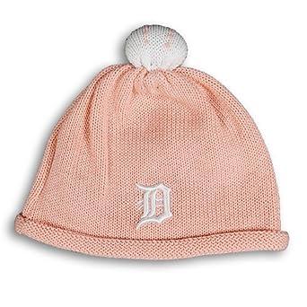 Amazon Detroit Tigers Infant Pink T Ball Knit Cap