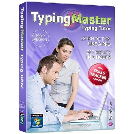 TypingMaster Pro 7 Typing Tutor with Skills Tracker