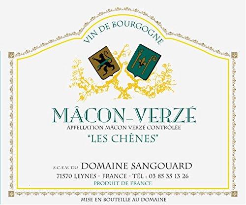 2011 Domaine Sangouard: Macon-Verze Les Chenes 750 Ml