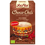 Th� Bio Choco Chili 17 sachets
