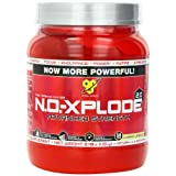 Top BSN N.O. XPLODE 2.0 1130 GR 50 SERVINGS CHERRY LIMEADE - PRE-WORKOUT ENERGY Review-image