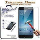 Screen Protector,Nacodex® For Xiaomi Redmi Note 3 Premium Ballistic Tempered Glass Screen Protector (For Xiaomi Redmi Note 3)