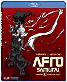 Afro Samurai: Season 1 - Director's Cut [Blu-ray]