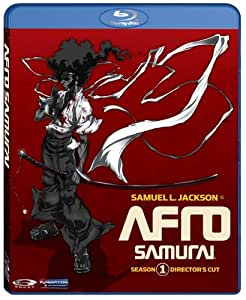 Afro Samurai Bluray Direct [Blu-ray]