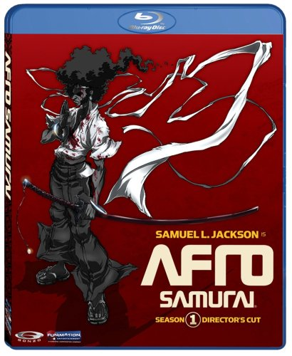 Afro Samurai [Director's Cut] / Афро Самурай (2007)