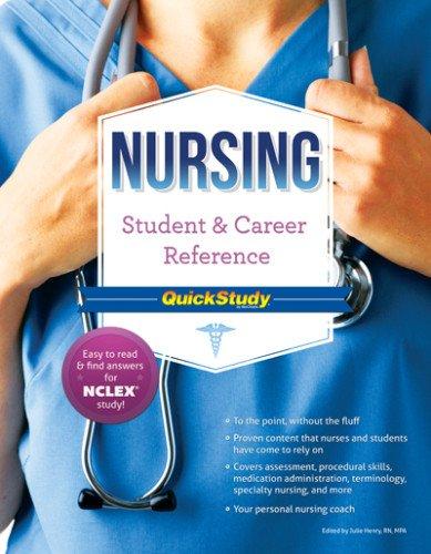 Nursing Student & Career Reference Quickstudy