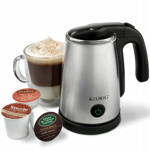 keurig cafe 1-touch milk frother