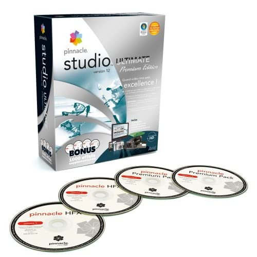 Pinnacle Studio 12 Ultimate Premium FRENCH STORAGE (HighSpeed) ( Net) preview 0