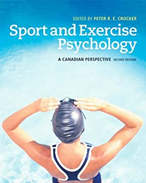 Sport and exercise psychology a canadian perspective download