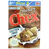 Chex Chocolate Cereal, 14.25-Ounce Box (Pack of 6) ~ General Mills Cereals