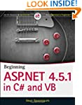 Beginning ASP.NET 4.5.1: in C# and VB...