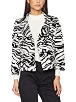 ADD Chaqueta (Negro / Blanco)