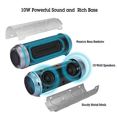 Avantree Portable Wireless Speaker