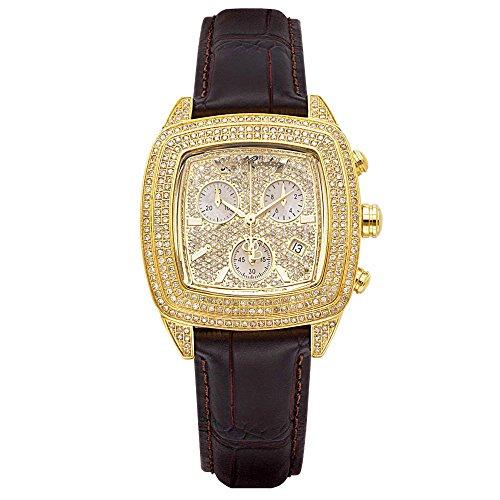 Joe Rodeo crotalo reloj de pulsera para mujer - Chelsea oro{5} estación