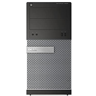 OptiPlex 3020 MT i3 4th Gen --- Intel Core i3-4150 / 4GB / 500GB / Windows 8.1 Professional (64-bit) / Without...
