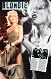 "Debbie Harry Blondie Poster Print Size approx 11.7"" x 16.5""- 297mm x 420mm"
