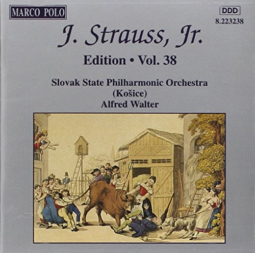 strauss-ii-j-edition-vol-38