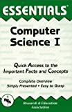 img - for Computer Science I Essentials: 1 (Essentials Study Guides) book / textbook / text book