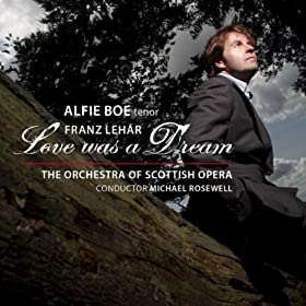 Love Unspoken: Alfie Boe and The Orchestra of Scottish
