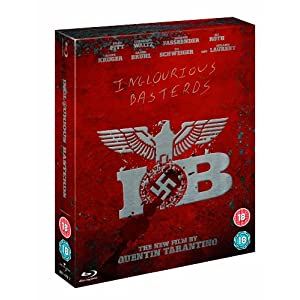 Inglourious Basterds Limited Edition [Blu-ray]