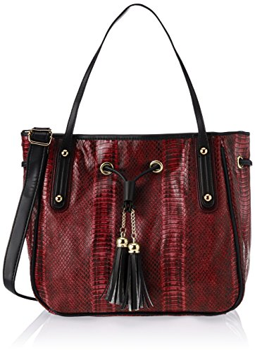Red Soles Women's Shoulder Bag (Red) (HFS014E)