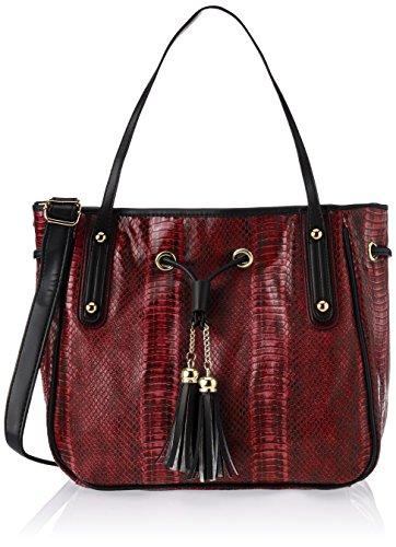 Red Soles Women's Shoulder Bag (Red) (HFS014E)