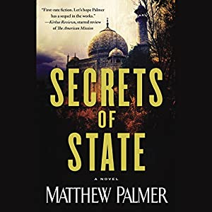 Secrets of State Audiobook