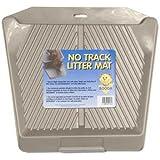 Aspen Pet 50208 Booda No Track Litter Mat (Titanium)