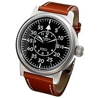 [エアロマチック1912]aeromatic1912 腕時計 ドイツ製二戦ドイツ航空偵察員復刻 クラシック自動巻きA1143【並行輸入品】