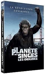 La Planète Des Singes : Les Origines - Dvd + Copie Digitale
