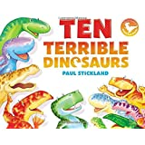 Ten Terrible Dinosaurs (Dinosaur Roar)