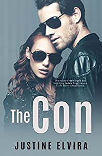 The Con by Justine Elvira ebook deal
