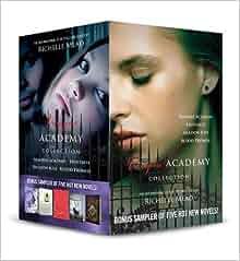 richelle mead vampire academy book 5 pdf