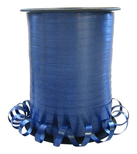 tri-balloons-500m-dark-blue-reel-curling-balloon-ribbon-brithday-party-event-christening-christmas-b