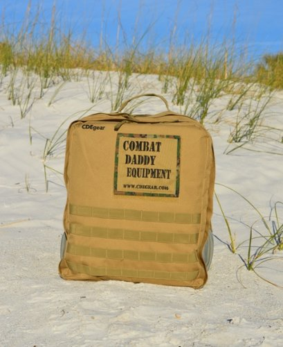 Combat Daddy Equipment Mark Two (MARPAT) Diaper Bag - 1