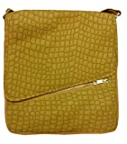 Sweera I m beautiful Women's Cross-Body Bags (Yellow) (SKUY-SL-52)