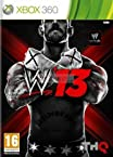 WWE '13 2013 Raw vs Smackdown 13 (Xbox 360 Game PAL)